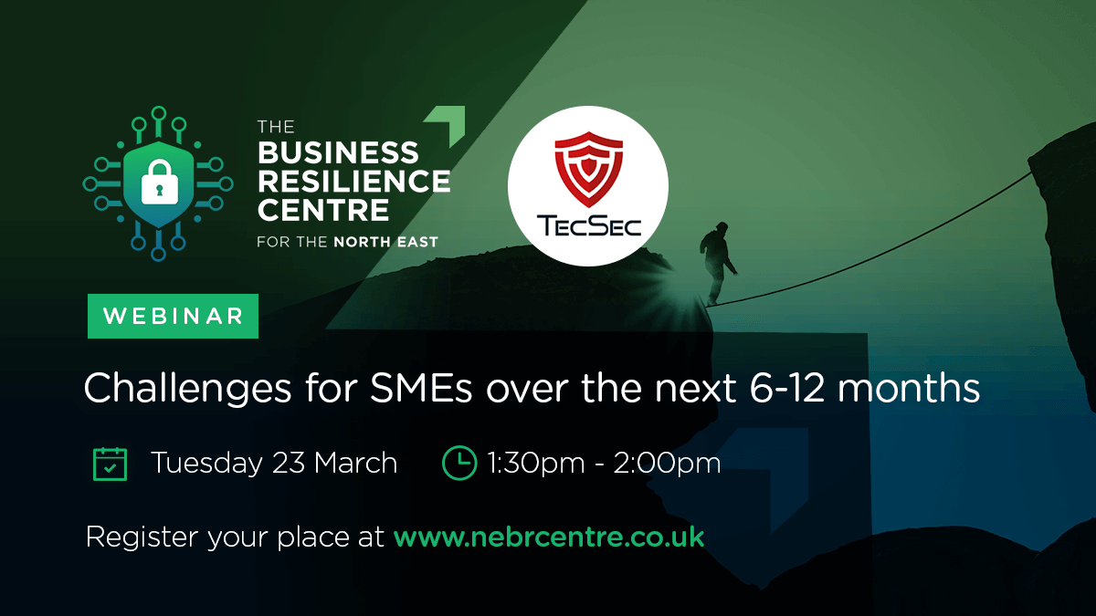 NEBRC TecSec webinar Challenges for SME's